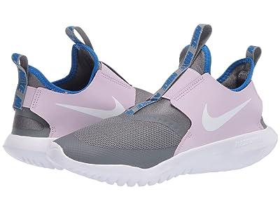 Nike Kids Flex Runner (Big Kid) (Iced Lilac/White/Smoke Grey/Soar) Kids Shoes