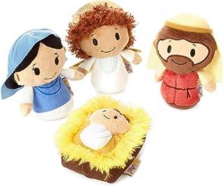 Hallmark itty bittys Nativity Set Stuffed Animals Itty Bittys