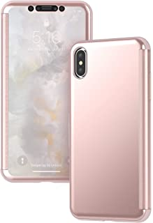 Moshi StealthCover Portfolio Case for iPhone Xs Max - Pink