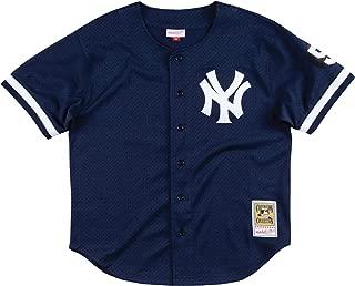 Mariano Rivera New York Yankees Men's Authentic 1999 BP Jersey