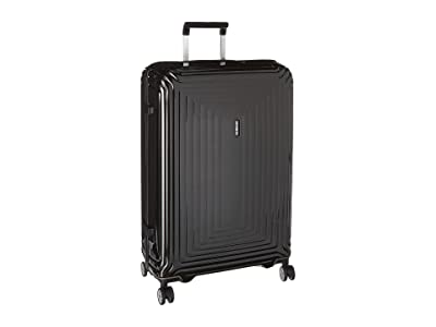 Samsonite Neopulse 28 Spinner (Metallic Black) Luggage