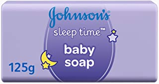 JOHNSON'S Baby, Baby Soap, Sleep Time, 125g