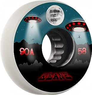 RollerBones Eulogy Pro Sean Keane Signature Wheel Abduction Aggressive Inline Wheel 58mm x 90A 4pk