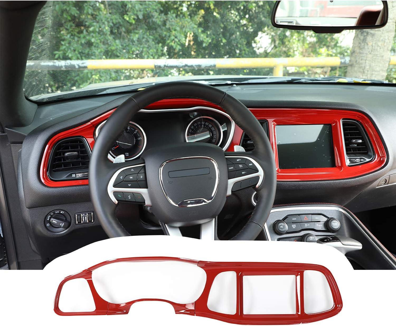 JeCar Credence Dashboard Center Console Panel Navigation Trim Decoration Manufacturer direct delivery