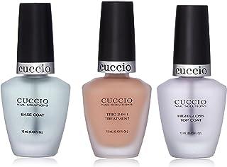 Cuccio Foundation Trio