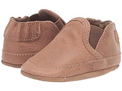Robeez Liam Soft Sole (Infant/Toddler) (Camel) Boys Shoes