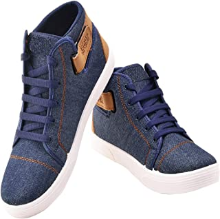 Zenwear Casual Shoes, Lace-UP, Sneaker for Men, Blue