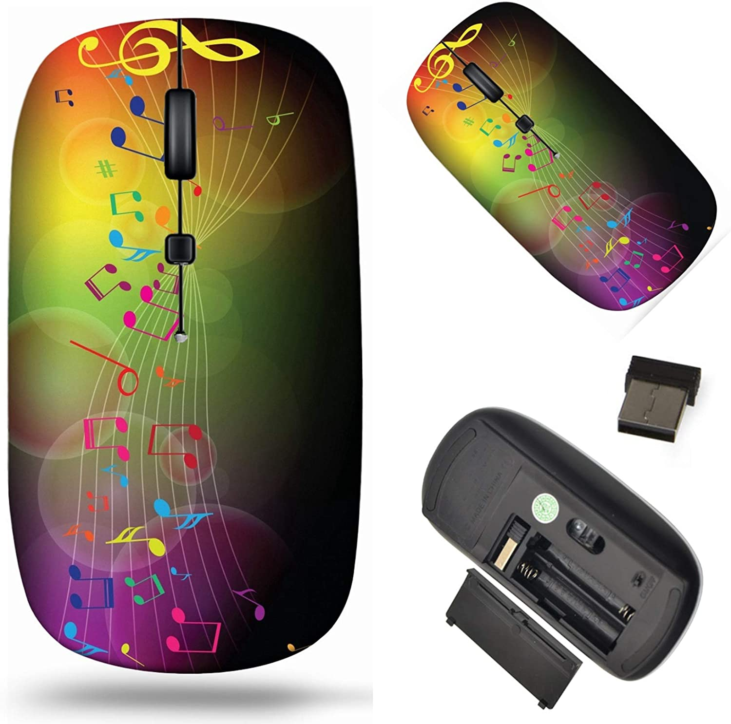 Sale Wireless Computer Mouse 2.4G with Cor Receiver Laptop USB Seattle Mall