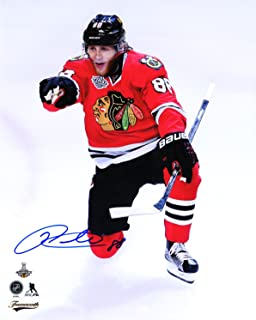 patrick kane signed photo