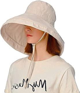 UVカット 帽子 日よけ ハット つば広 日よけ帽子 遮光 漁師の帽子 レディース 夏季 女優帽 紫外線対策 ワイヤーを加える 熱中症予防 日焼け防止 旅行 自転車 農作業 サイズ調節可 折りたたみ リボン付き 小顔効果抜群