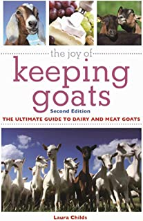 Best keeping dairy goats Reviews
