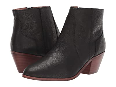 Madewell Gordon Western Boot (True Black) Women