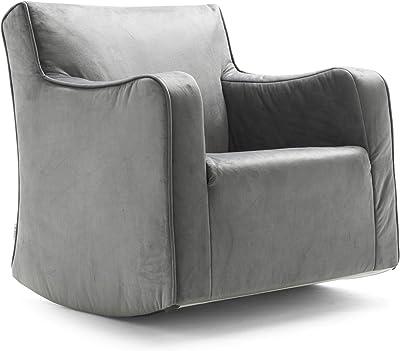 Big Joe Mama Rocker Mobilitë Rocking Chair, Stone