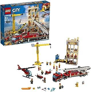 レゴ(LEGO) シティ レゴシティの消防隊 60216 ブロック おもちゃ 男の子 車