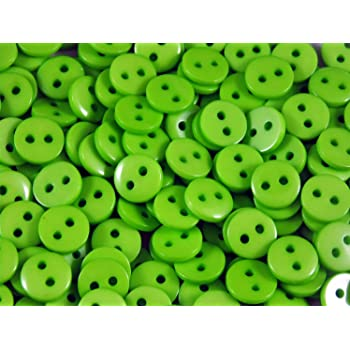 11mm Buttons Assorted Mixed Colors 100PCS