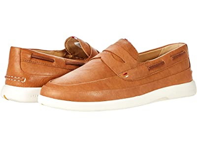 Sperry Gold Cabo Plushwave Penny