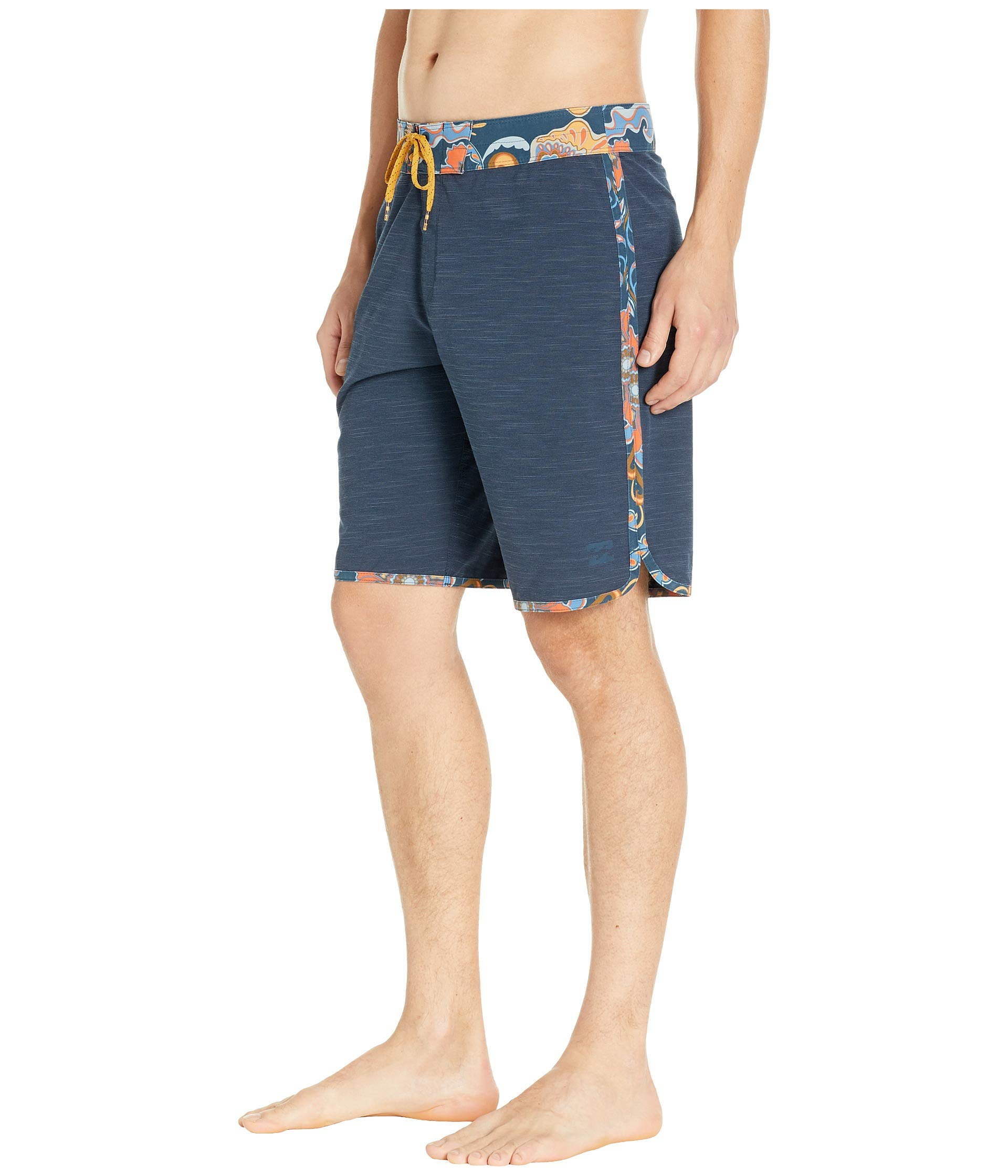 Billabong 73 Blue X Boardshorts Heather 80Ax8af