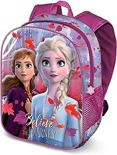 Frozen Believe-Mochila 3D (Pequeña)