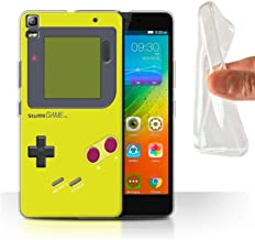 Stuff4 Phone Case/Cover/Skin/oth-gc/Video Gamer/Gameboy Collection amarillo Lenovo K3 Note/K50-T5