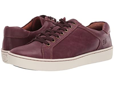 Born Sur (Burgundy Full Grain Leather) Women