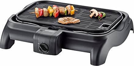 Severin PG 1525 Barbecue-Grill 1600W Nero
