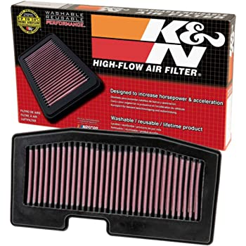 K/&N TB-8011 Moto Filtre /à Air de Remplacement