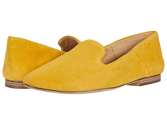 Naturalizer  Lorna (Sunset Yellow Suede) Womens Shoes