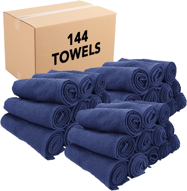 Arkwright LLC Bleach Safe Salon Towels Bulk Al sold out. Case 16 144 Pack of Max 78% OFF