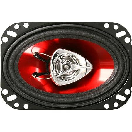 Kicker 43dsc4604 4x6 Zoll Koax Ls Schwarz Audio Hifi