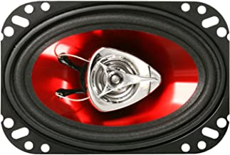 BOSS Audio Systems CH4620 Car Speakers – 200 Watts Of Power Per Pair And 100 Watts..