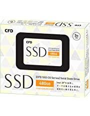 CFD販売 SSD 内蔵2.5インチ SATA接続 CG3VX シリーズ 480GB CSSD-S6B480CG3VX