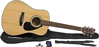 Yamaha GigMaker Standard Acoustic Guitar w/ Gig Bag, Tuner, Strap and Picks - Natural
