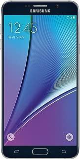 Samsung Galaxy Note 5 N920A, Black 32GB - at&T GSM Unlocked (Renewed)
