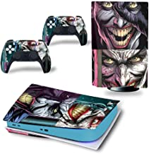 Vinyl Sticker for PS5 Skin for Console and Controllers Playstation 5 Console and Controller Accessories (Vinyl Sticker 19)