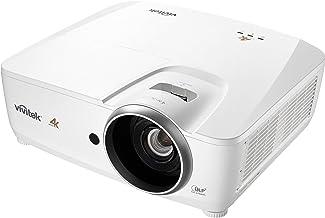 Vivitek HK2288-WH 2000 lm Bright Ultra HD 4K DLP Home Cinema Projector with HDMI, White