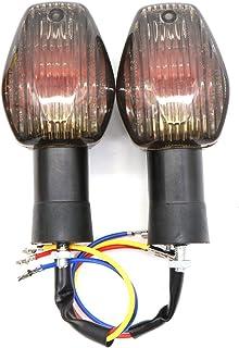 OUYAWEI 1-6 Indicatore di Marcia LED Rosso per Honda CB500 CBR500RR CB650F CBR650F CB400F