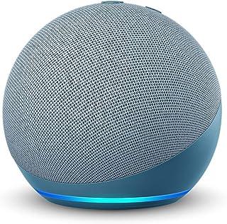 Echo Dot (エコードット) 第4世代 - スマートスピーカー with Alexa、トワイライトブルー