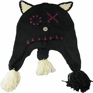 American Rag Women's Wool Blend Winter Cat Beanie Hat