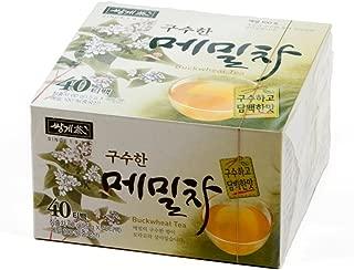 Korean Ssangkye Buckwheat Tea - 40 teabags