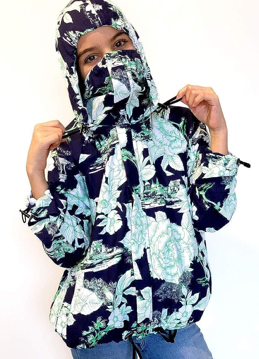 Maaji Girls' Protective Kids Long Jacket