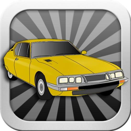 Retro Car Builder 3D Free - Custom Body Shop and Classic Car Cruiser