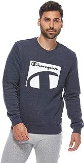 Champion Crewneck Sweatshirt For Men - Grey S