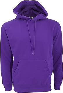 SG Mens Plain Hooded Sweatshirt Top/Hoodie