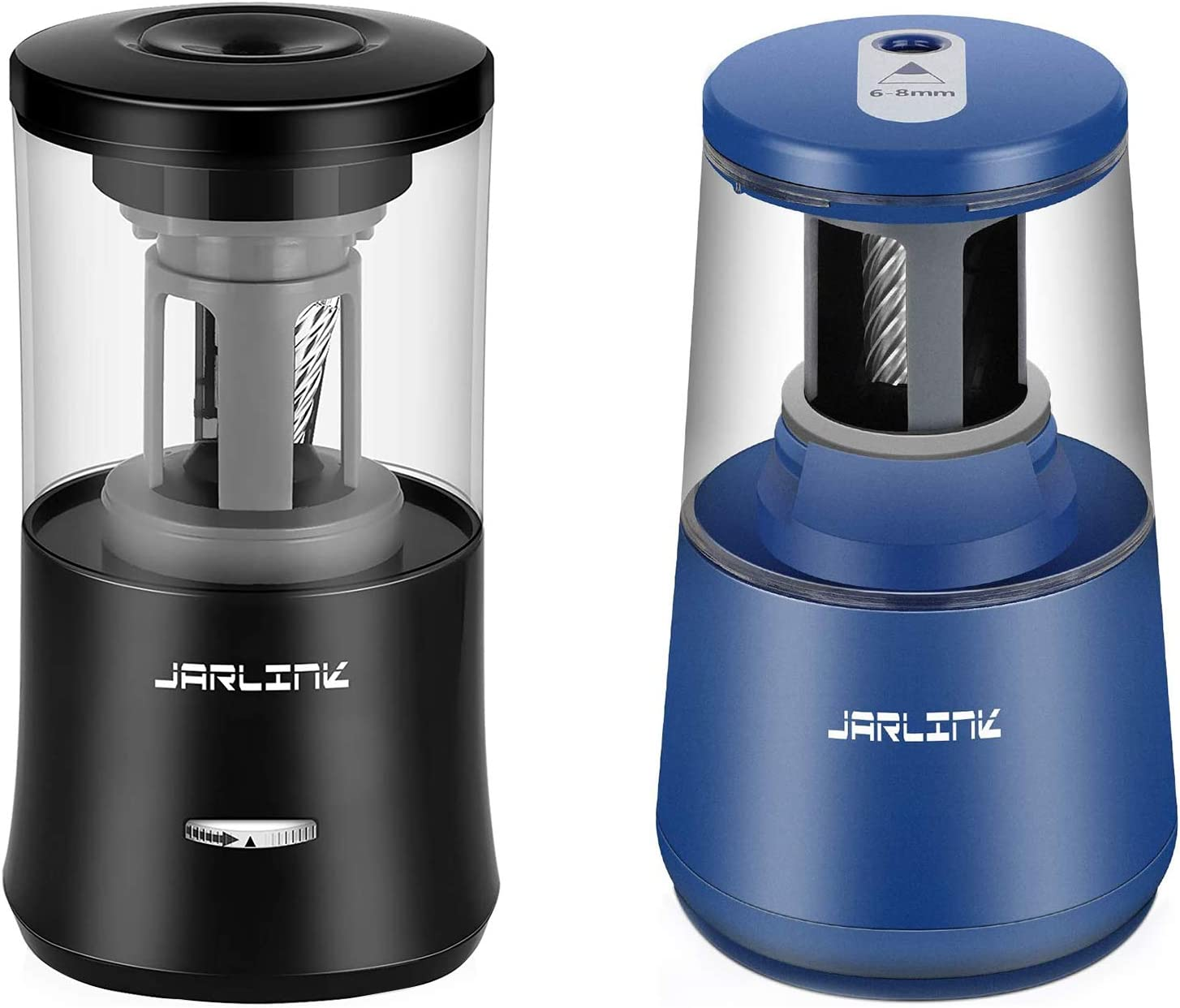 JARLINK Electric Pencil Sharpener Bundle Re Automated supreme Fully with New Orleans Mall