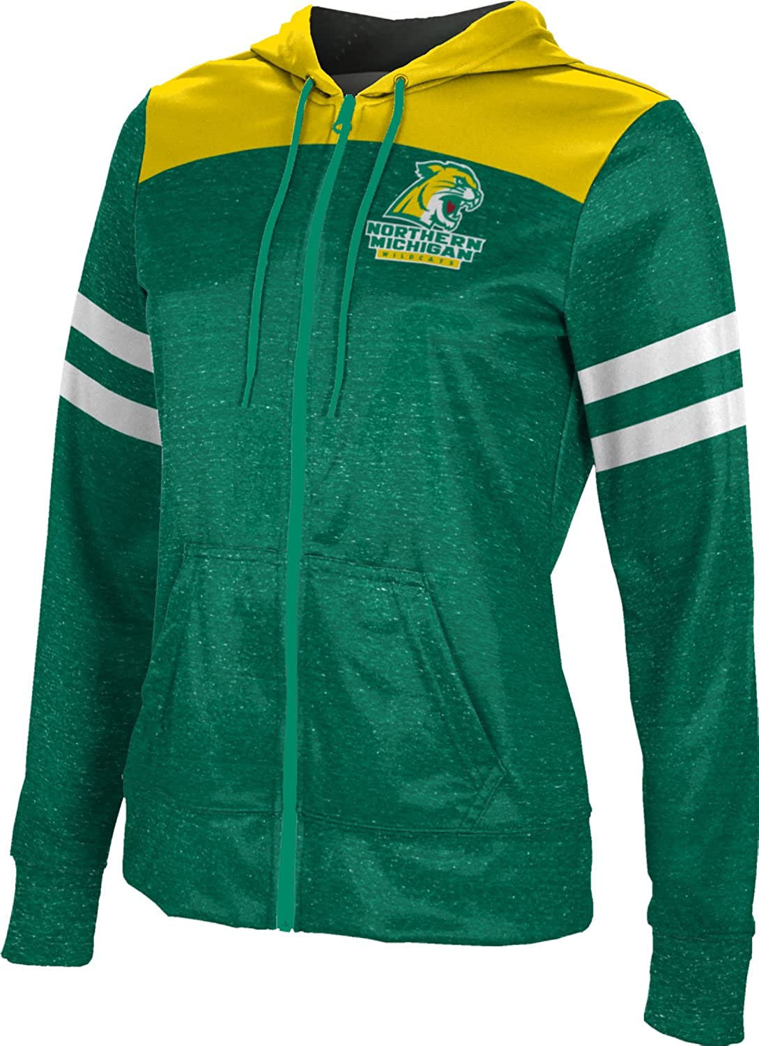 ProSphere Northern Michigan University Zipper Sch Girls' Limited time trial price quality assurance Hoodie