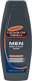 Palmer's Cocoa Butter Formula Body Wash for Men, 13.5 oz (Pack of 3)