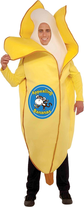 Forum Novelties Men's Appealing Banana Brand online shopping new Mascot Costume