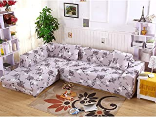 Outdoor Couch - Misty Garden 1 2 3 4 Seater All Inclusive Slip Sofa Cover Couch Protect Loveseat Slipcover Stretch - Vintage Pink India Hold Printed Indian Double Holder Replacement Kids Out