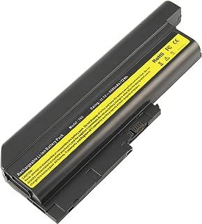 Futurebatt Replacement 6600mAh Battery T60 for IBM Thinkpad / LENOVO R60 R60E T60 T60P T61 Z60 Z61M T500 40Y [ONLY for Laptops of 14.1 & 15.0 standard screens and 15.4