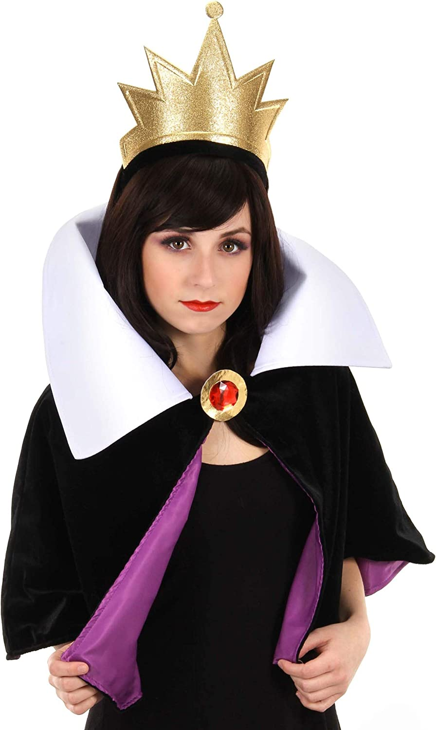 Adult Evil Queen Headband Set and Collar Quantity Austin Mall limited